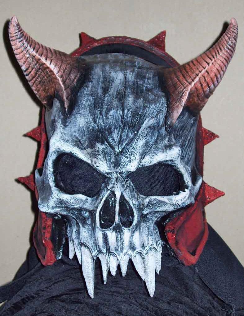 chaos armour helmets masks. Black Bedroom Furniture Sets. Home Design Ideas